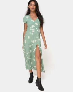 MOTEL-ROCKS-Sanrin-Maxi-Dress-in-Mono-Flower-Green-Small-S-MR94-1