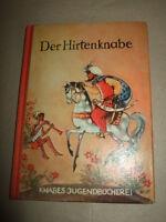 Der Hirtenknabe & andere Geschichten/Märchen,1968,DDR-Kinderbuch,Bild.s.Text