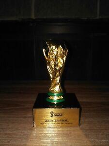 World Cup Trophy 2014 Fifa Brazil Hospitality Semi Final Brasil Netherlands Ebay