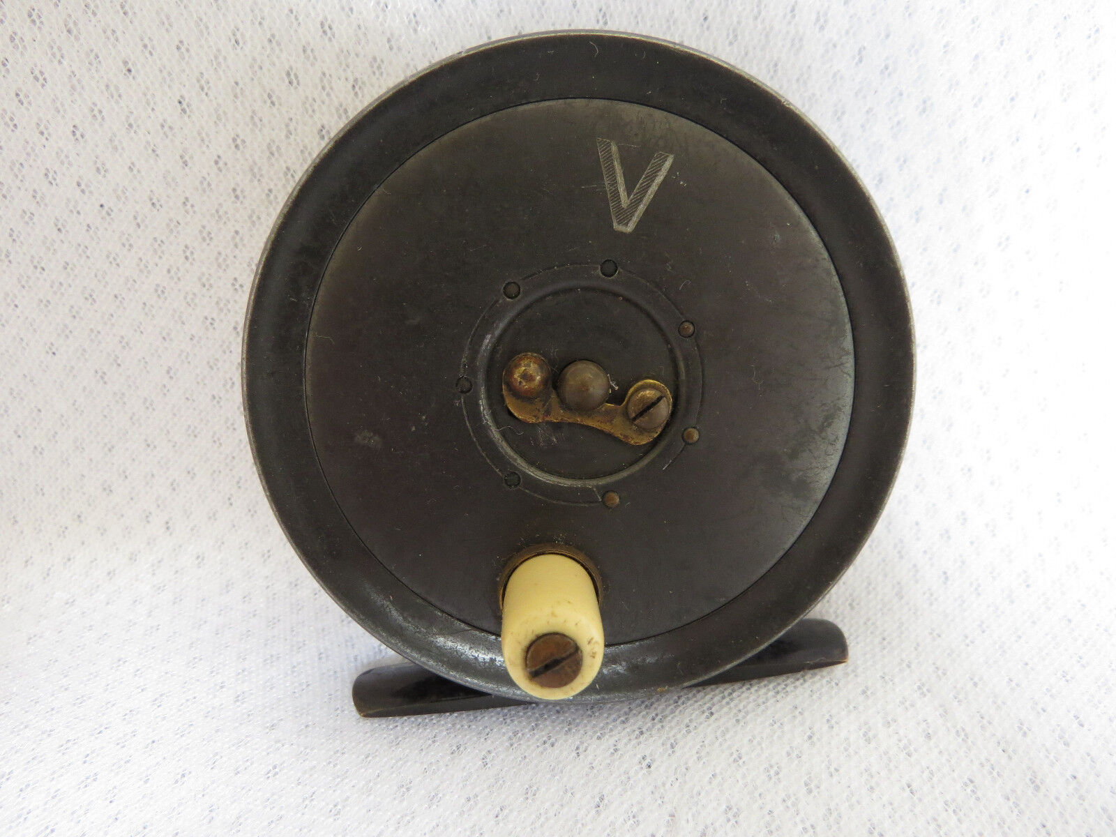 A CARTER & CO SOUTH MOLTON  3  TROUT REEL BY DINGLEY