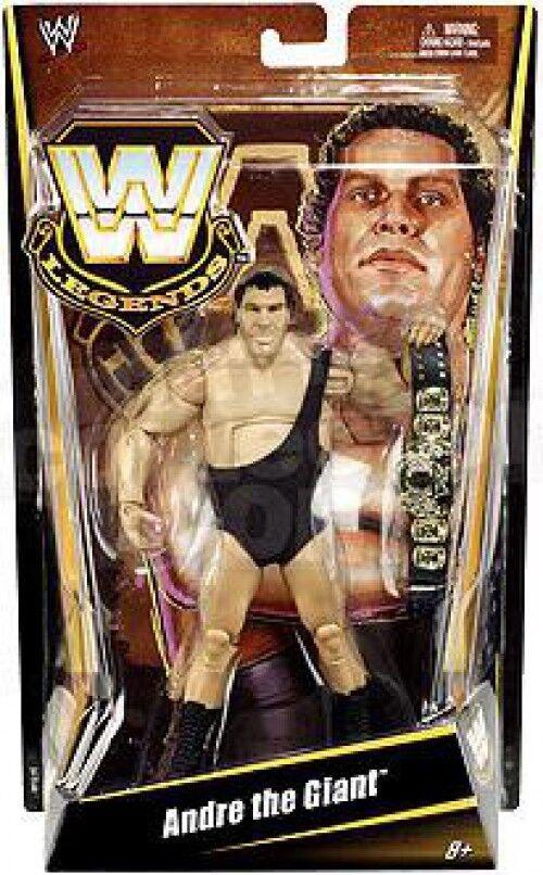 oferta especial Wwe Wrestling leyendas Andre The Giant Exclusivo Figura Figura Figura De Acción  Entrega gratuita y rápida disponible.