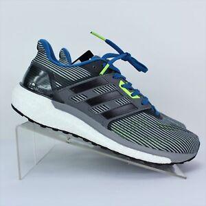3cc66e0874a34 Adidas Supernova Mens Gray Running Shoes BA9933 Size 9 Gray -  130 ...