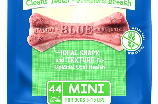 Treat Dental Bones Green Mini