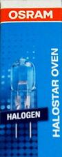 1 x Backofenlampe 12V 20W G4  OSRAM 64428 Backofen Glühlampe Ofenlampe