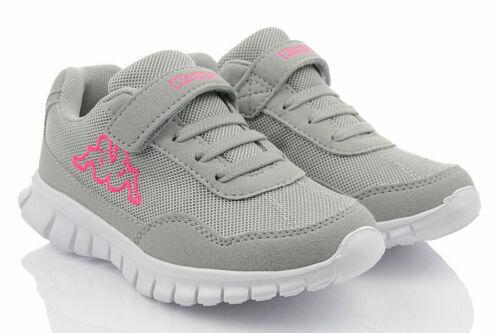 Kinderschuhe KAPPA FOLLOW K Klettverschluss Sneaker Turnschuhe Freizeit Gr 25-35