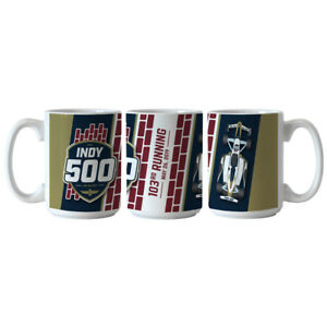 2019-Indianapolis-500-103RD-Running-Event-Collector-Coffee-Cup-Mug