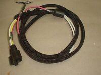 Komatsu Wiring Harness Part 1124117c1 Forklift / M10a / Dressta