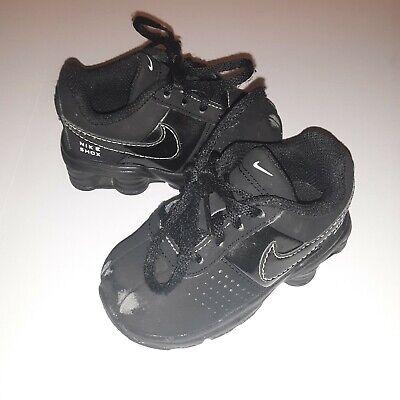 NIKE SHOX Sneakers Infant Baby Boy Size