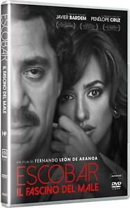 DVD-Escobar-Il-Fascino-Del-Male-Nuovo-sigillato-EDITORIALE