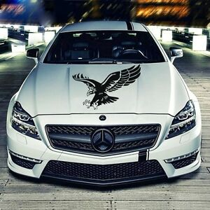 reflective eagle decal vinyl car stickers auto door hood cover sticker exterior ebay
