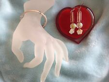 Elouise Bracelet and Earring Set Fiddle Jewellery To Stop Trichotillomania