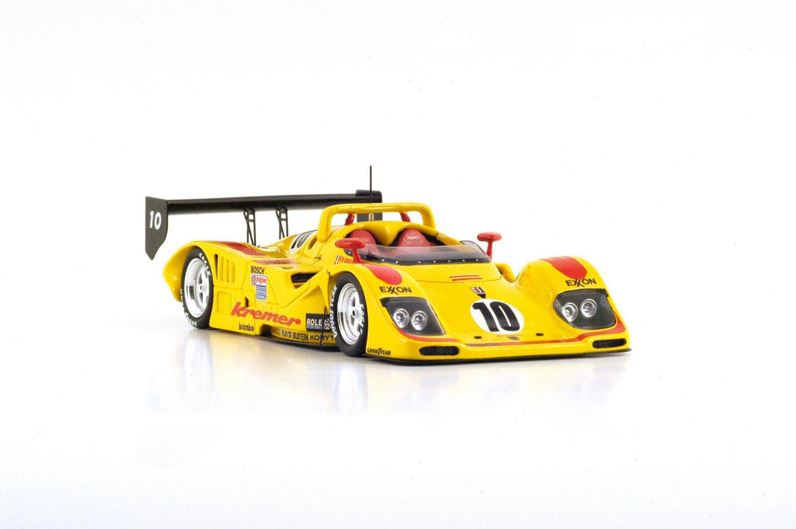 43DA95 Spark 1 43 43 43 Kremer K8 n.10 Winner 24H Daytona 1995  Lassig-Bouchut-Werner 9cb1d3