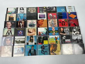 CD-Sammlung-Alben-42-Stueck-Rock-Pop-Hits-siehe-Bilder-u-a-Frank-Sinatra
