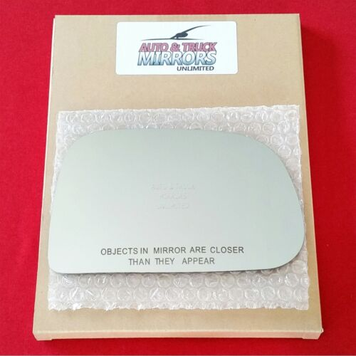 NEW Mirror Glass 01-04 TOYOTA TACOMA Passenger Side MANUAL RH **FAST SHIPPING**