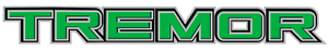 SET OF FORD TREMOR GREEN F-250 DECAL DIE-CUT