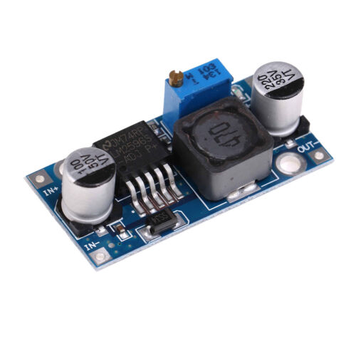 5 PCS LM2596 DC-DC buck adjustable step-down Power Supply Converter module  X