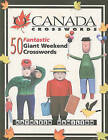O Canada Crosswords, Book 5: 50 Fantastic Weekend Crosswords by Kathleen Hamilton (Paperback / softback, 2003)
