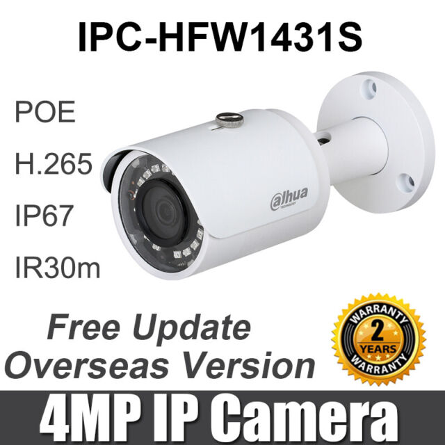 IP67 Amcrest IP2M-852EB ProHD Outdoor 1080P POE Bullet IP Security Camera
