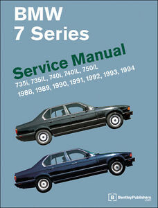 bentley workshop repair manual bmw 735il 740il 750il ebay rh ebay co uk 2001 bmw 740il repair manual pdf bmw 740 service manual