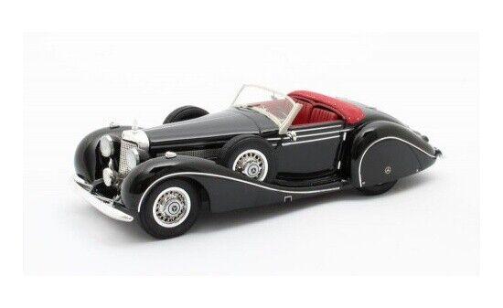 41302-162 MATRIX Mercedes-Benz 540K spezialroadster Sindelfingen 1939 - 1 43