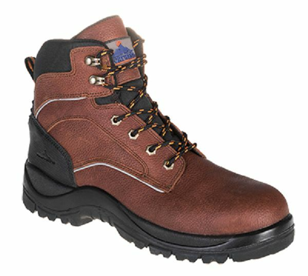 PORTWEST STEELITE OHIO SAFETY BOOT EH 7-14 PROTECTIVE STEEL TOECAP SIZES 7-14 EH UFT69 161b21