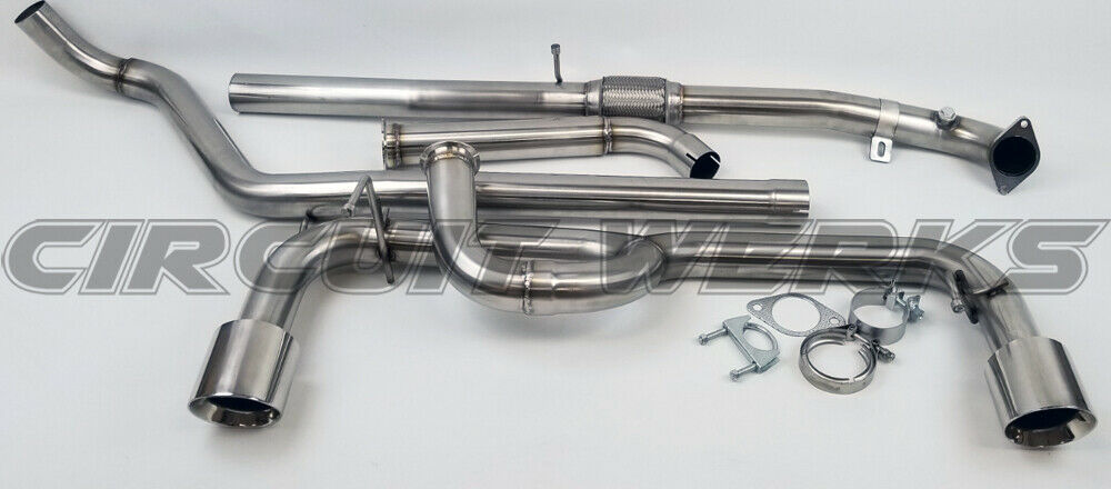 IMASAF exhaust downpipe FIAT Coupe 2.0 16V Turbo