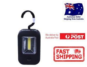 LED-COB-Mini-Lamp-Work-Light-Flashlight-Bright-200-Lumen-Hook-Magnetic-Glow