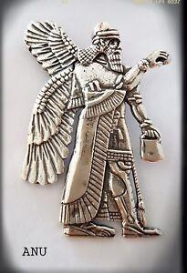 Detalles Silver 925ml plata sumerio AnuAnunnakiEnkiEnlilSumerian exclusivo De wPk0On