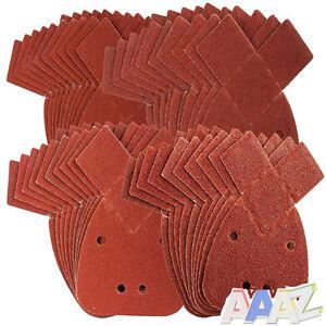 Souris-40x-feuilles-abrasives-pour-s-039-adapter-black-et-decker-detail-palm-sander-tous-grades