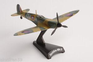Avion-Miniatura-Spitfire-MKII-Diecast-Delprado-Escala-1-93-AVI001