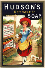 Vintage  Advertising poster  A4 Photo RE PRINT  Angiers Emulsion