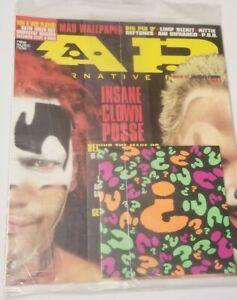 Insane Clown Posse - Alternative Press A.P. Magazine 3 of 4 w/ CD SEALED twiztid