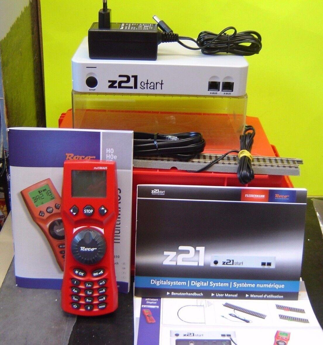 ROCO digitalsxstem  10825 z21 estrellat + ROCO Multi mouse O. autotoni  NUOVO  (e)  economico e di alta qualità