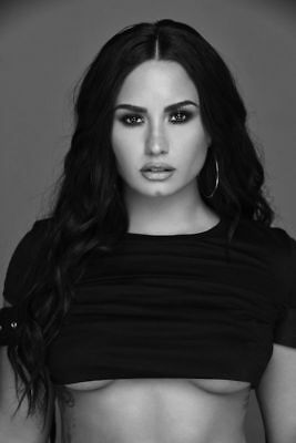 Poster DEMI LOVATO Pop Celebrity Star Room Art Wall Print 2x3 Feet F