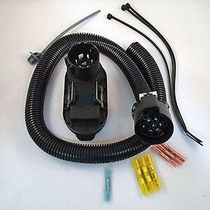 gm 23455107 trailer wiring harness genuine oem gm 2015. Black Bedroom Furniture Sets. Home Design Ideas