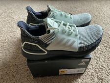 Ash Green Primeknit Shoes x1 adidas ULTRABOOST 19 SHOES F34075 Linen Green