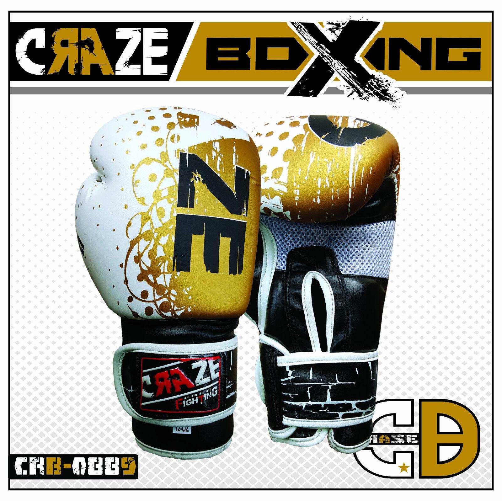 Guantes de boxeo, guantes de entrenamiento, guantes de boxeo.