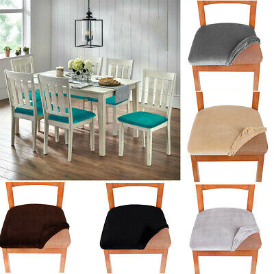 Uk Elastic Dining Chair Protector Seat, Dining Room Seat Covers Uk