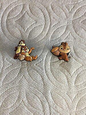 Chip /& Dale Disney Shoe Clog Charm Fits Chip /& Dale Accessories Lady Bug
