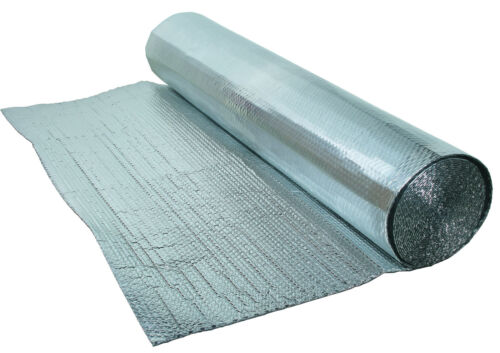 1 or 2 ROLL Thermo heat insulating vapor barrier screen 15 30 M2 Optional Tape