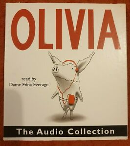 The-Olivia-the-piglet-Audio-Collection-used-audio-family-Book-Falconer-Ian