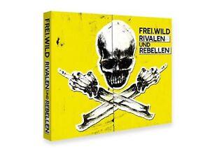 FREI-WILD-Rivalen-und-Rebellen-2-CD-NEU-amp-OVP-16-03-2018