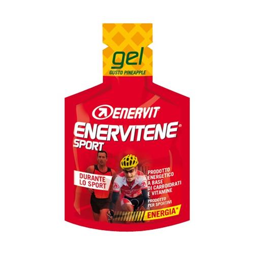 ENERVIT ENERVITENE SPORT GEL PINEAPPLE durante lo sport ananas 25 ml