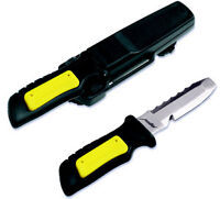 Uk Fusilier Dive Knife - Black Or Yellow