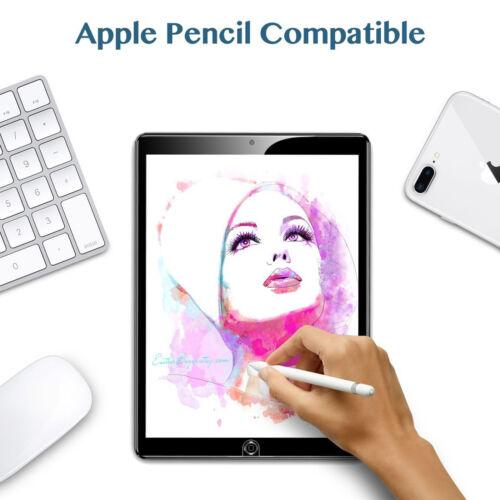 High Sensitive HD Clear Screen Films For iPad Air//Mini 1 2 3//iPad 2 3 4//iPad Pro