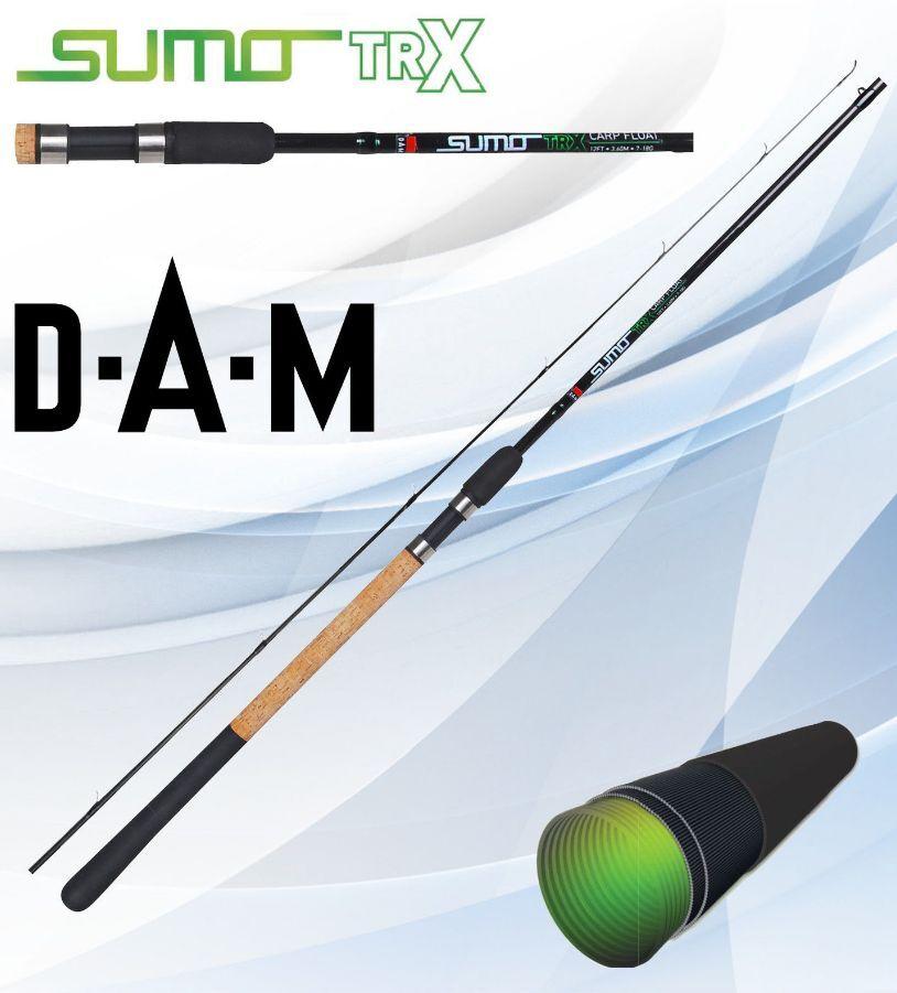 DAM Sumo TRX 10ft 2 Piece Pellet waggler Float Rod Fishing
