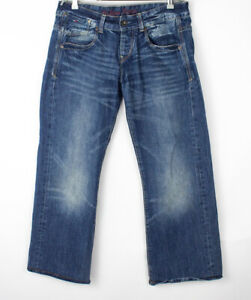 TOMMY HILFIGER Women Laurie Flared Jeans Size W32 L30