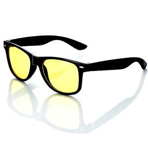 Auto-KFZ-Kontrast-Nachtfahrbrille-Autofahrer-Nachtsichtbrille-Kontrastbrille