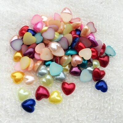 DIY 60pcs Drops stone Coral Flower bead buttons rhinestone wedding scrapbook-A86