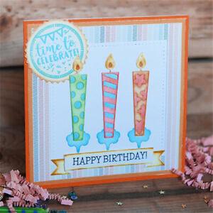 Birthday-Candle-Metal-Cutting-Dies-Embossing-Die-Cut-Making-Stencil-Template-diy